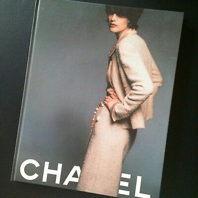 Chanel Boutique Lookbook Fashion Book H/W 1996/1997 Karl Lagerfeld