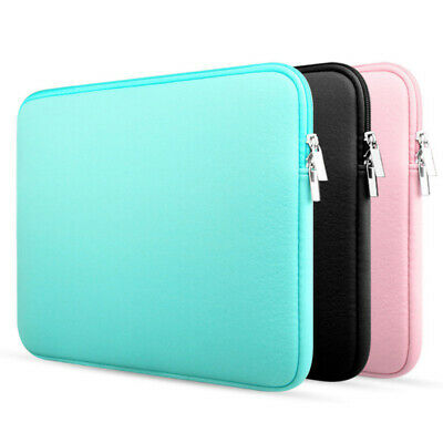 """UK Laptop Case Bag Cover Sleeve Pouch For Macbook Air/Pro 11""""/13""""/15""""/15.6"""" PC"""