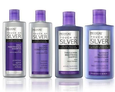 TOUCH OF SILVER Color Care Shampoo   Conditioner For Blonde f8cc84bd5d25