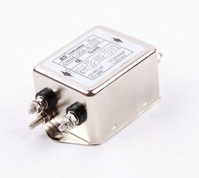 20A Power Filter Purifier EMI High Frequency/&Current Power Filter Board Finished