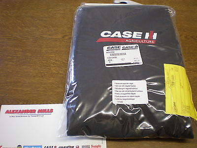 Case IH Tractor GENUINE Seat Cover With Logo (1 Piece) Case IH Tractors 73313450