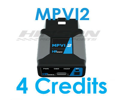 HP TUNERS MPVI2 Tuner w/4 Universal Credits In stock with Free Shipping