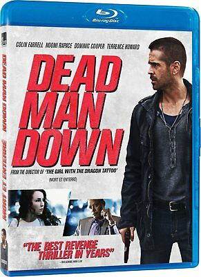 Dead Man Down [Blu-ray] New and Factory Sealed!!