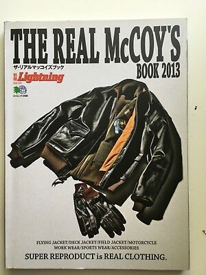 The Real McCoy's Year Book 2013 , Published By  Lightning Magazine - Japan