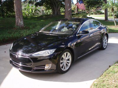 2013 Tesla Model S Performance 2013 Tesla Model S Performance P85