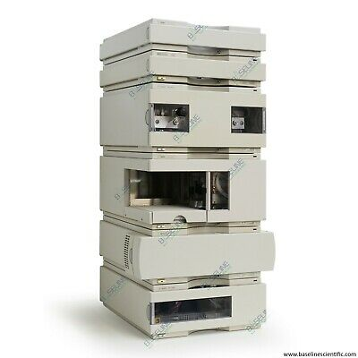 Refurbished Agilent HP 1100 HPLC Binary DAD System with ONE YEAR WARRANTY
