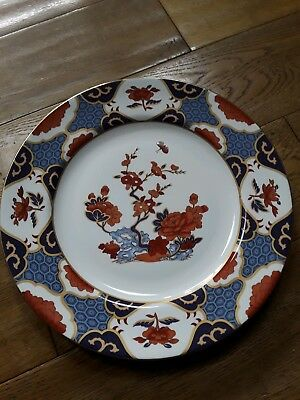 Spode Shima Dinner Plate Y8172 Excellent Condition