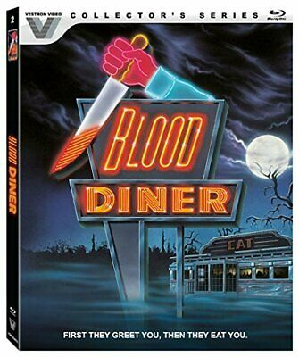 Blood Diner [Blu-ray]