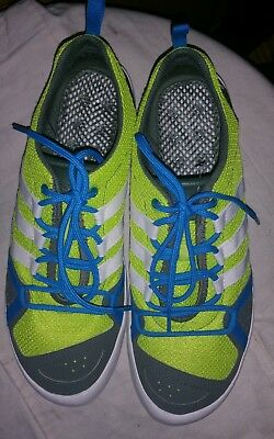 ADIDAS BOAT LACE K Gr. 35 Traxion, Sohle rutschfest