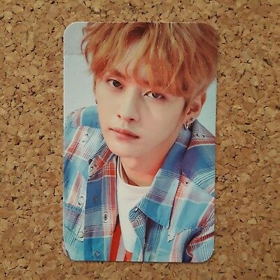 Stray Kids UNVEIL debut showcase official goods - Minho / Lee Know photocard