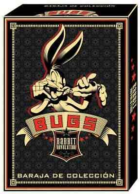 Vintage Bugs Bunny Collectible Poker Cards Deck, From Mexico