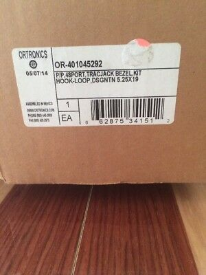 ORTRONICS LEGRAND OR-401045292 48-PORT TRACJACK Patch Panel - Brand New (Opened)