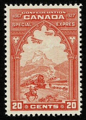 Canada Stamp Scott#E3 20c Special Delivery Stamps 1927 Mint NH OG Never Hinged