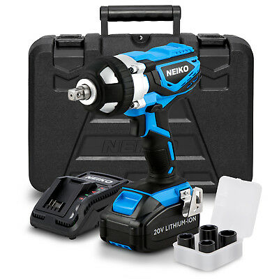"""20V Lithium-Ion Cordless Impact Wrench 