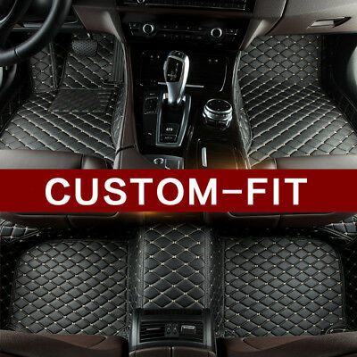 Audi Luxury Car Mats Tailor Made For Supreme Protection Unique