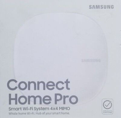 Samsung - Connect Home Pro AC2600 Whole Home Wi-Fi System *NEW SEALED*4x4 MIMO
