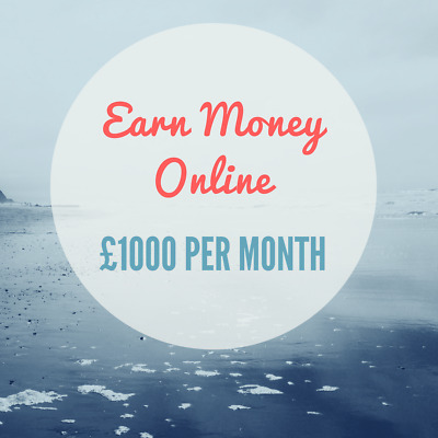 Make Money Online | £1000+ Each Month From Your Own Home | Risk Free Investment