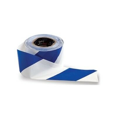 PRO CHOICE Barrier Tape Blue/White 100m x 75mm (CARTON OF 20) | AUTH. DEALER
