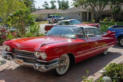 Cadillac Coupe Deville  1959 Used Automatic
