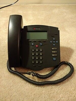 Polycom SoundPoint IP430 VoIP Phone