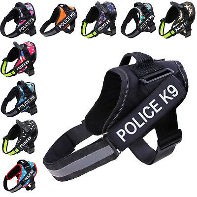 Dog Control Harness Soft Mesh Walk Collar Safety Strap Vest For Pet Puppies Cat