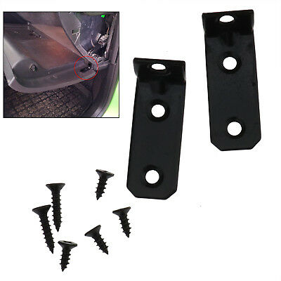 Glove Box Lid Hinge Repair Set For Audi A4 S4 RS4 B6 B7 8H 8E Bracket 2001-2008