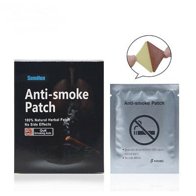 Natural Ingredient Herbal Patches Anti-Smoking Cessation Patch Health Therapy
