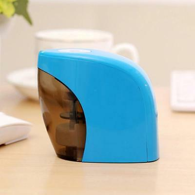 Electric Pencil Sharpener Automatic Touch Switch Home School Office Classroom ZH