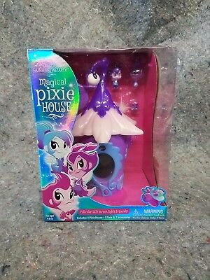 Of Dragons Fairies and Wizards Magical Pixie House Playset & Accessories Purple