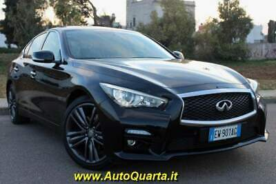 Infiniti Q50 2.2D Sport AT*PELLE *TETTO *FULL LED *NAVI *CAMERA
