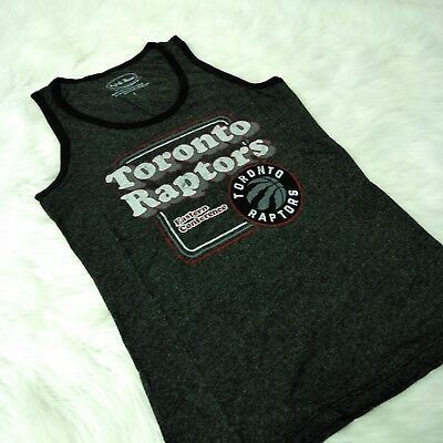 Womens Toronto Raptors Tank Top NBA for Her Majestic Threads Large
