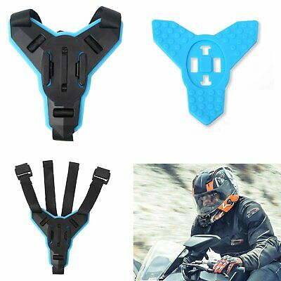 Motorcycle Helmet Chin Mount Holder for GoPro Hero 6/5/4 Action Camera Full Face