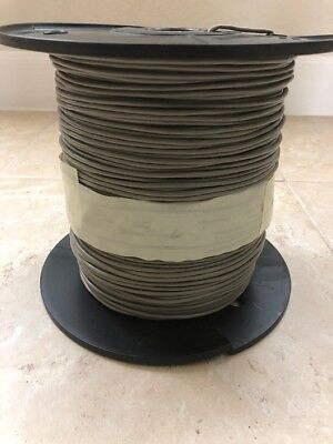 Commscope 24/2 AWG Communications Cable Shielded +Drain Wire 1000FT Hook-Up Wire