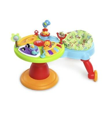 Bright Starts Around We Go 3 In 1 Activity Center * LAST ONE * * BRAND NEW * GYM