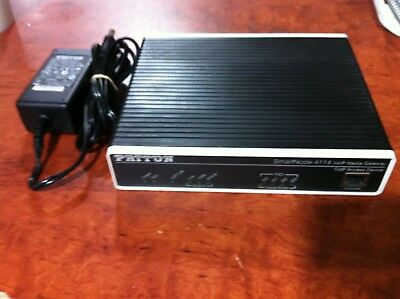 Patton SmartNode 4114 VoIP Media Gateway With Adapter