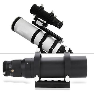 50mm CCD Imaging Guide Scope Finderscope w/Bracket Set For Astronmical Telescope