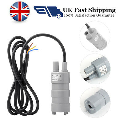 Water Pump 12V Submersible whale Camper Caravan Motorhome High Flow Pump