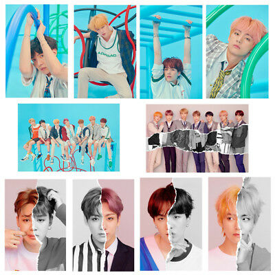 KPOP BTS LOVE YOURSELF 結 ANSWER Album Wall Poster Bangtan Boys HD Photo Poster