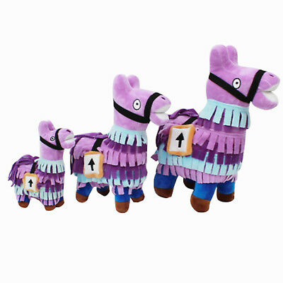 Fortnite Llama Plush Toy Figure Doll Soft Stuffed Animal Toy Kids Fans Xmas Gift