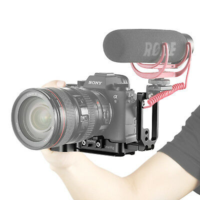 SmallRig L-Bracket w/Arca-Swiss for Sony A7III/A7M3/A7RIII/A9 - 2122 US SHIPPING