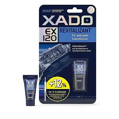 XADO REVITALIZANT EX120 for automatic transmissions