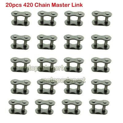 420 Chain Master Link For Explorer Braaap Pitpro Atomic WPB Orion M2R Piranha