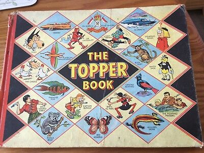 THE TOPPER 1958 Book (published 1957) 4th Annual