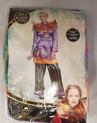 ALICE through the Looking Glass Deluxe Adult  MED Costume