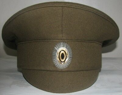 WW1 Imperial Russian Army Officer Service Cap M1907 Replica