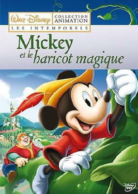 Mickey et le haricot magique DVD NEUF SOUS BLISTER