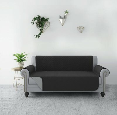 RHF Reversible Sofa Cover, Couch Covers for 3 Cushion Couch, Couch Covers for