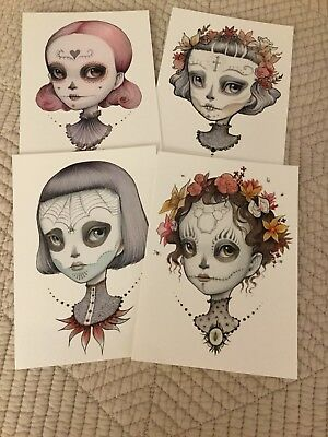Mab Graves 4 Calavera Girls