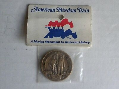 American Freedom Train Bicentennial Coin 1976-1996 In Original Package