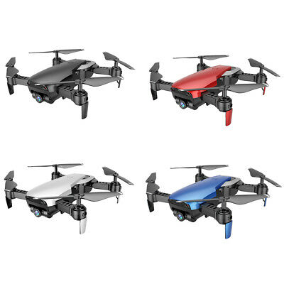 Phantom WiFi FPV Drone 480P HD Camera GPS Quadcopter RC Live Video Altitude Hold